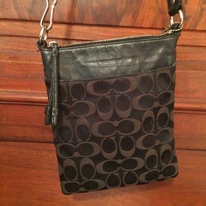 Coach Vintage Crossbody Sling Bag
